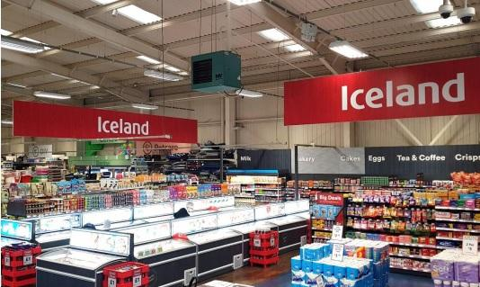 Glasgow Iceland store to open early for the elderly