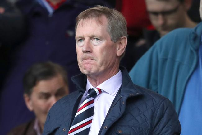 Dave King steps down as Rangers chairman