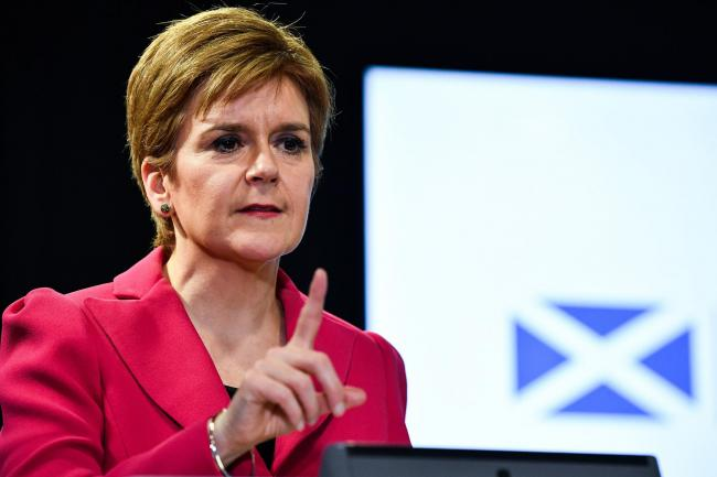 Coronavirus deaths will rise 'as sure as night follows day' warns Nicola Sturgeon