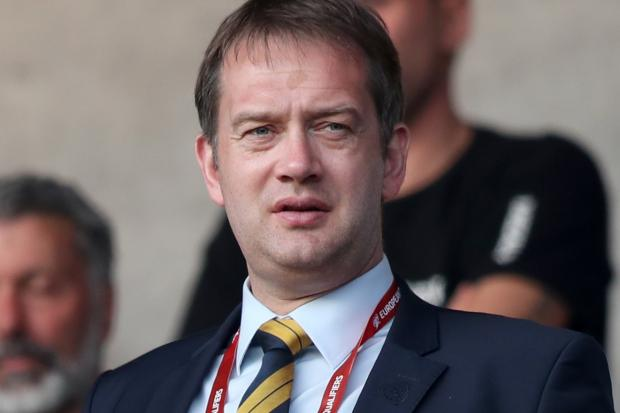 Glasgow Times: Scottish FA chief executive Ian Maxwell was among those to apologise today following the publication of the report