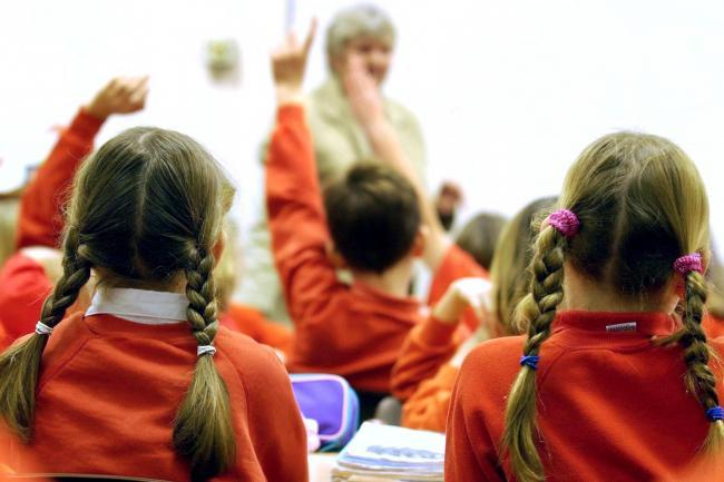The Glasgow teacher said staff have felt anxiety about returning to classrooms due to the continued risk of Covid-19