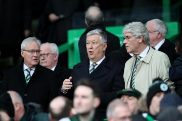 Peter Lawwell: Getting Celtic fans back inside Parkhead in a safe environment is our priority