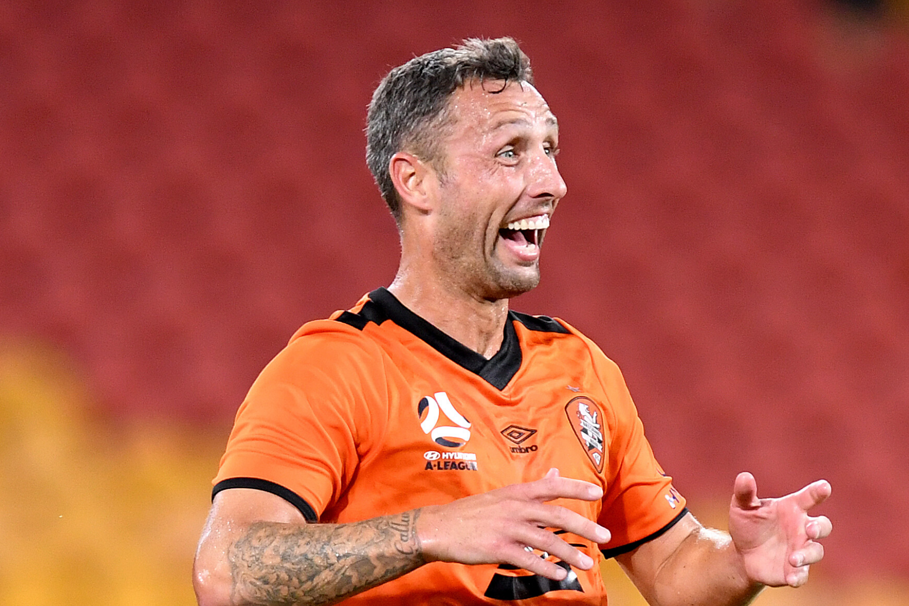 Ex-Celtic and Partick Thistle ace Scott McDonald nets fourth goal in three games for Brisbane Roar