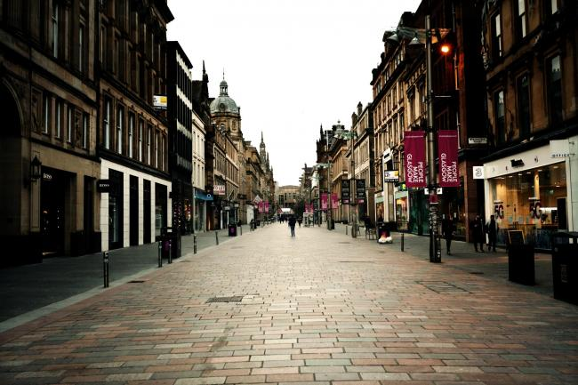 Buchanan Street  Picture: Colin Mearns