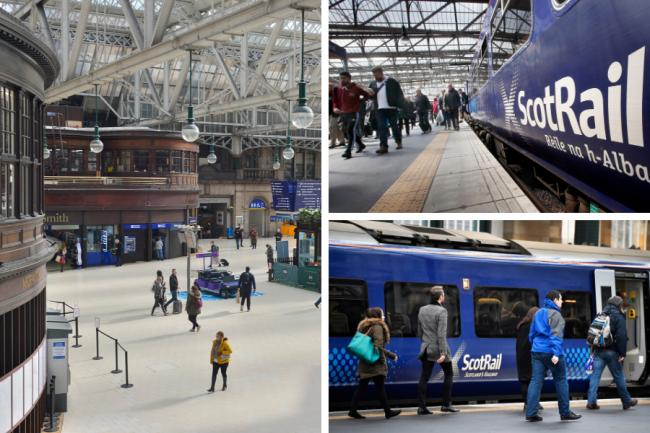 Here are the ScotRail changes to Glasgow services
