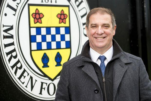 Glasgow Times: Tony Fitzpatrick