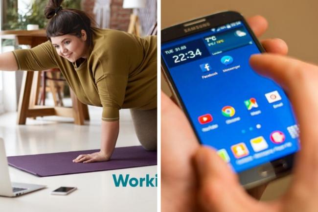 Glasgow Club has introduced home work-out advice and classes to its mobile app