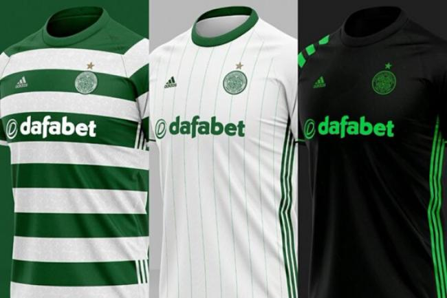 Celtic Adidas kits: Fans gush over newest mock designs ahead of £25m deal