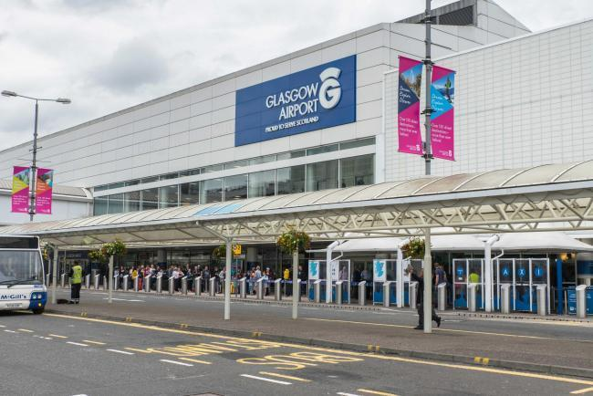 Glasgow airport owners pledge £40,000 to help vulnerable during coronavirus crisis