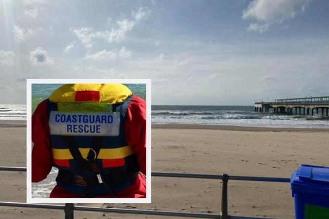 HM Coastguard issues warning to those considering visiting beaches during coronavirus outbreak