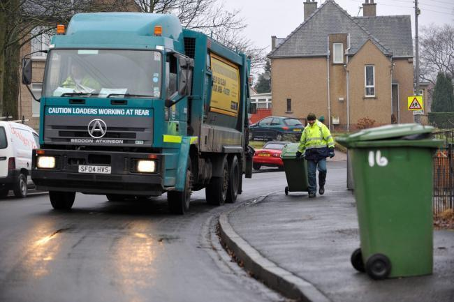 Glasgow City Council cleansing staff