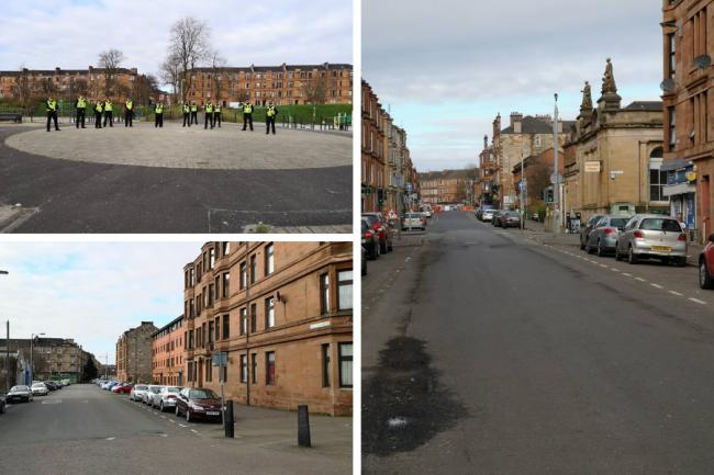 Police Scotland step up Govanhill patrols to enforce government coronavirus guidance