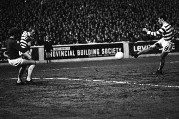 Back in the sporting day: Leeds v Celtic, The Battle of Britain 1970