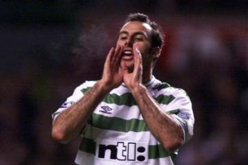 Ex-Celtic ace Ramon Vega urges Hoops to join forces with Rangers to support the rest of Scotland
