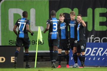 Scottish football takes notice as Belgium end league early with Club Brugge crowned champions
