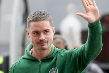 Celtic should be crowned champions because Rangers can't catch them, says Mikael Lustig