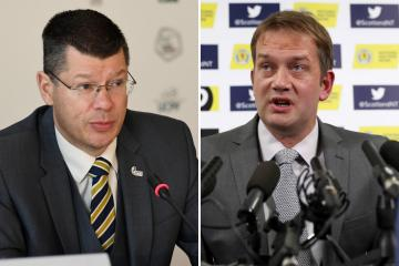 SFA and SPFL warned by UEFA that cancelling competitions now is 'premature' and 'unjustified'