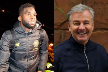 'Coronavirus stopping Celtic selling Odsonne Edouard for £40m'