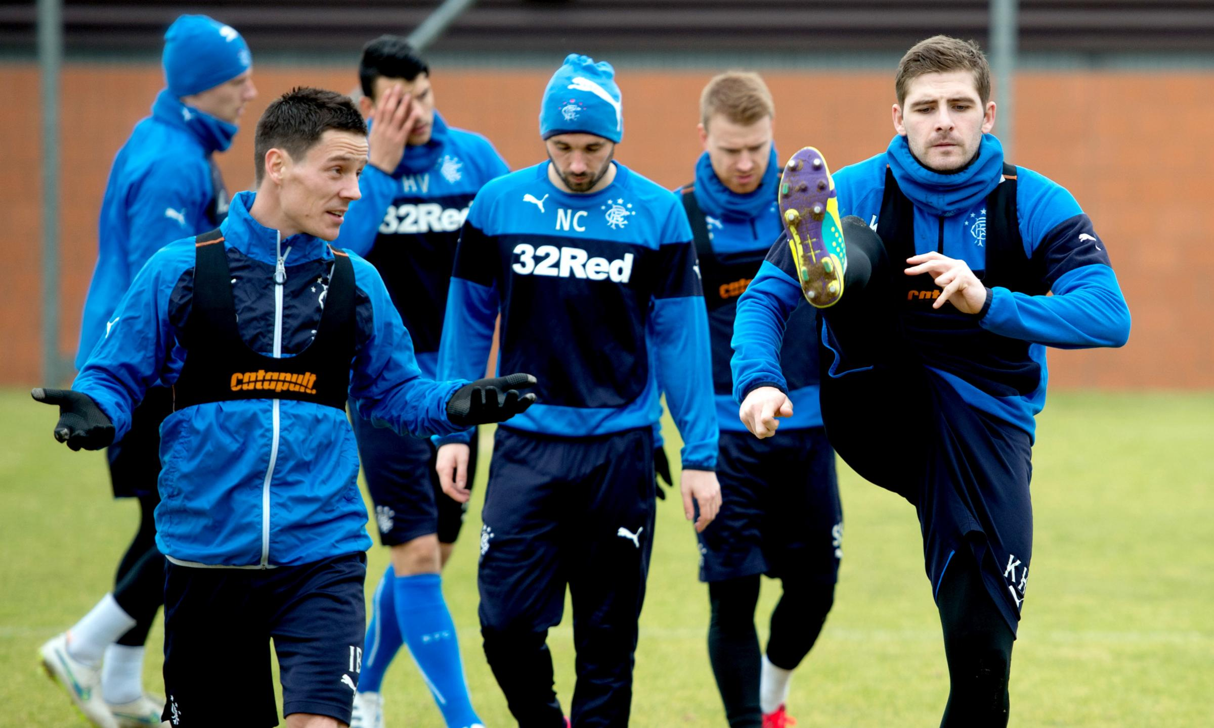 Kyle Hutton: Crisis and cuts made the Rangers squad even closer in 2012 - they'll do the same thing now