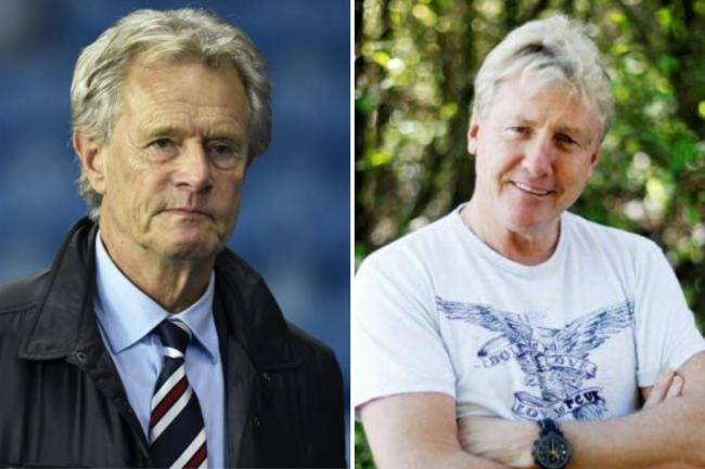 Celtic hero Frank McAvennie hits back at Rangers director Alistair Johnston over title jibe