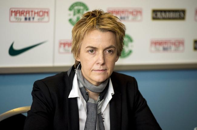 Hibs chief Leeann Dempster insists Scottish football must be ready to fight UEFA