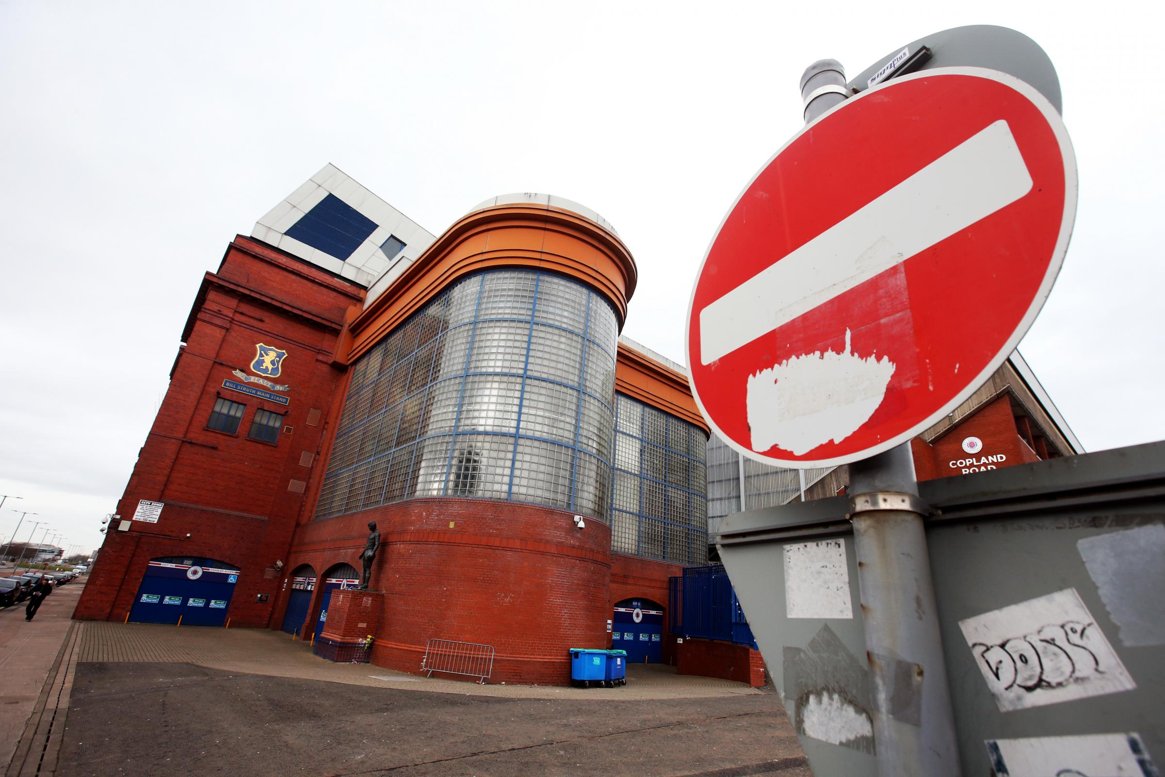 SPFL boot out Rangers' members resolution proposal as Ibrox club ...