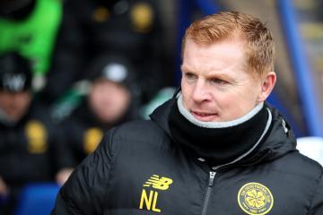 Celtic boss Neil Lennon 'keeping an eye' on Hearts ace Aaron Hickey and Reading star Michael Olise