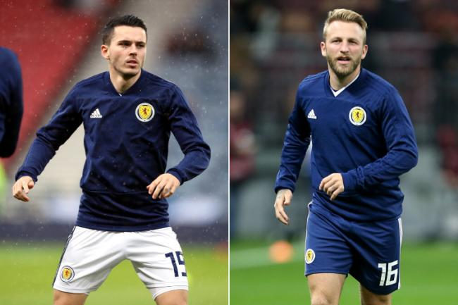 Lewis Morgan opens up on Scotland aspirations and cites Johnny Russell as MLS-based inspiration