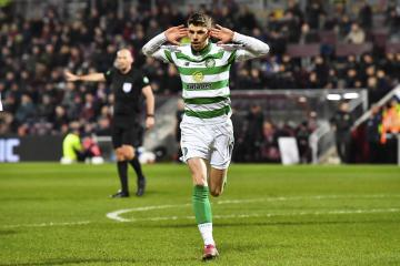 Ryan Christie on winning over Neil Lennon, and how his manager has allowed him to flourish
