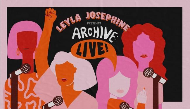 Spoken word artist Leyla Josephine releases live album recorded in Glasgow