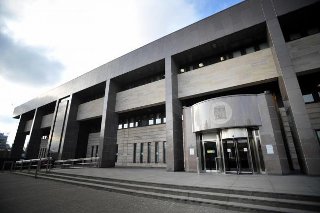 Man allegedly pinned woman to couch in Cambuslang flat before committing a sexual assault