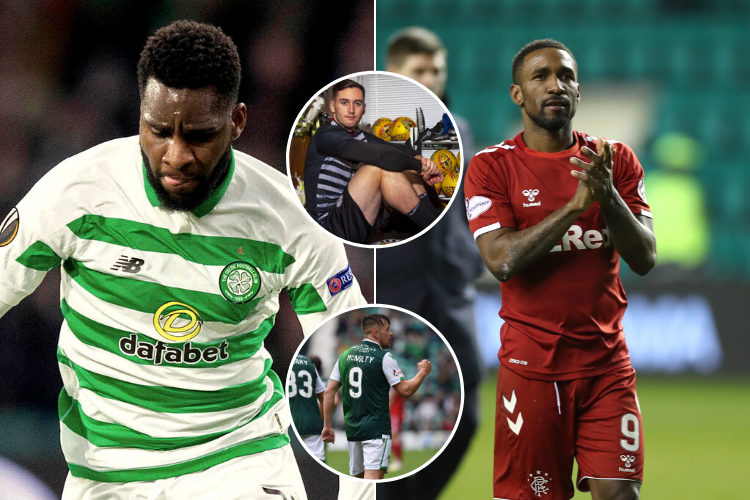 Edouard or Defoe? St Mirren's Conor McCarthy says NEITHER provided his toughest test in Scotland