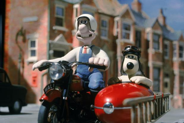 Glasgow Times: Wallace And Gromit