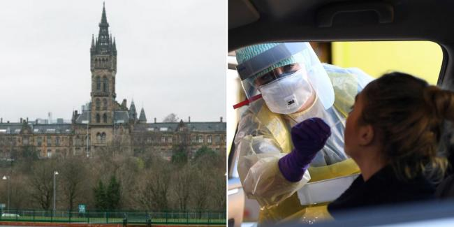 Students worried about 'unclear' communication as Glasgow accommodations sees coronavirus 'outbreak'
