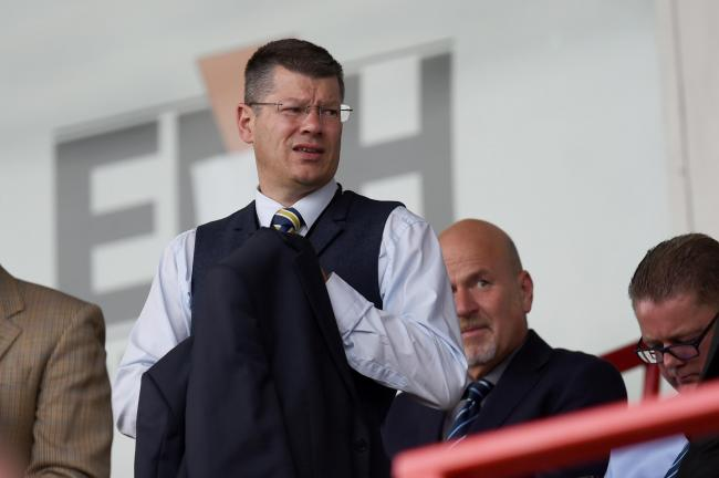 SPFL chief executive Neil Doncaster has urged football fans to stay at home ahead of Saturday's Old Firm derby