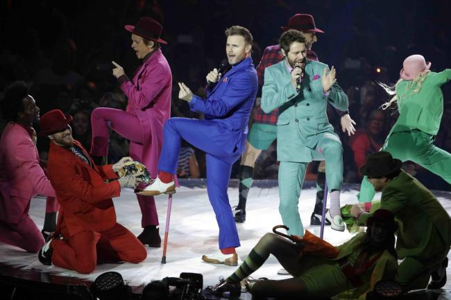 Janice Bell: Take That was perfect for my workout routine