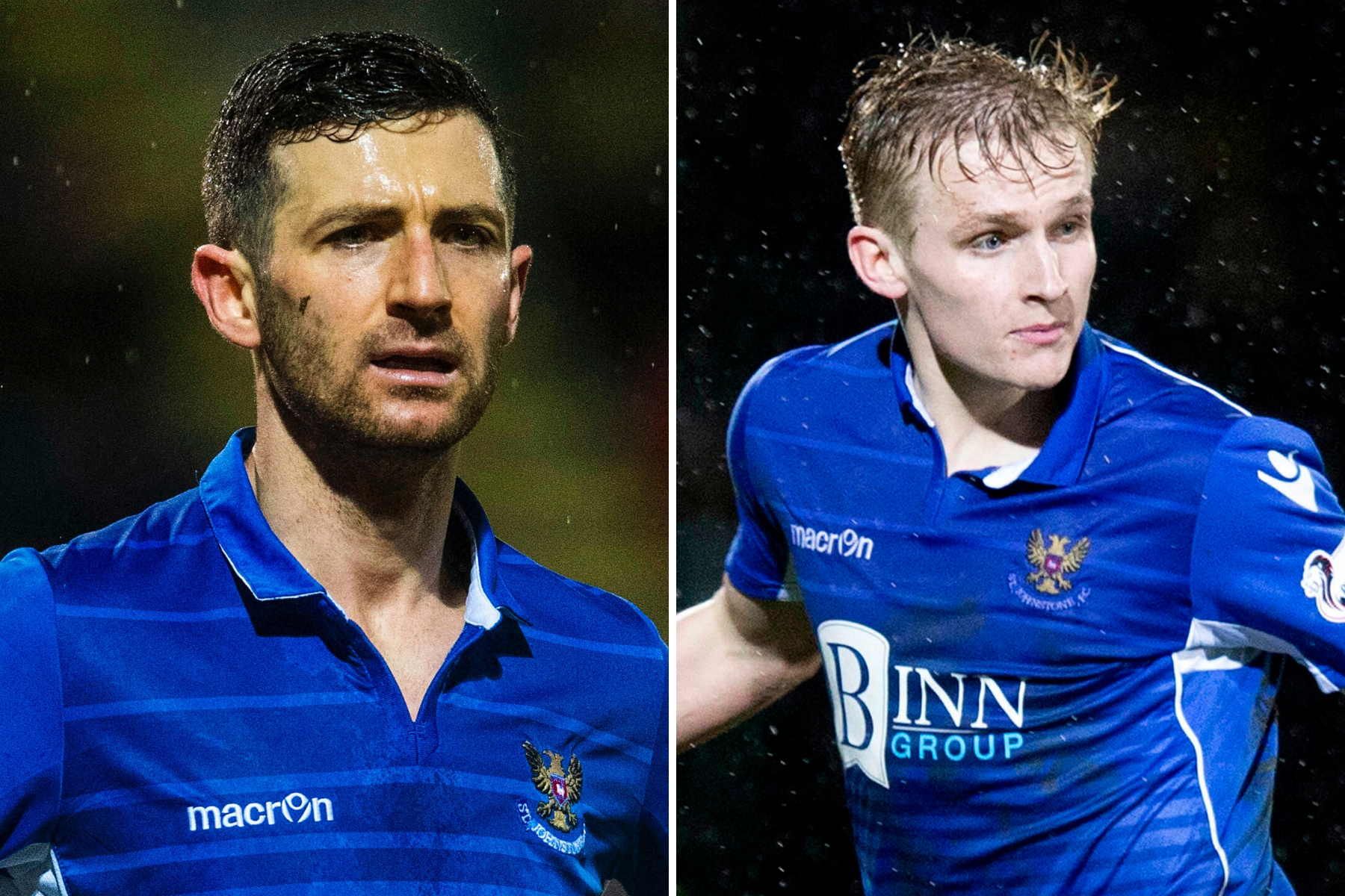 St Johnstone star Ali McCann is 'undroppable' and has a big future ahead, says Rangers loanee Jason Holt