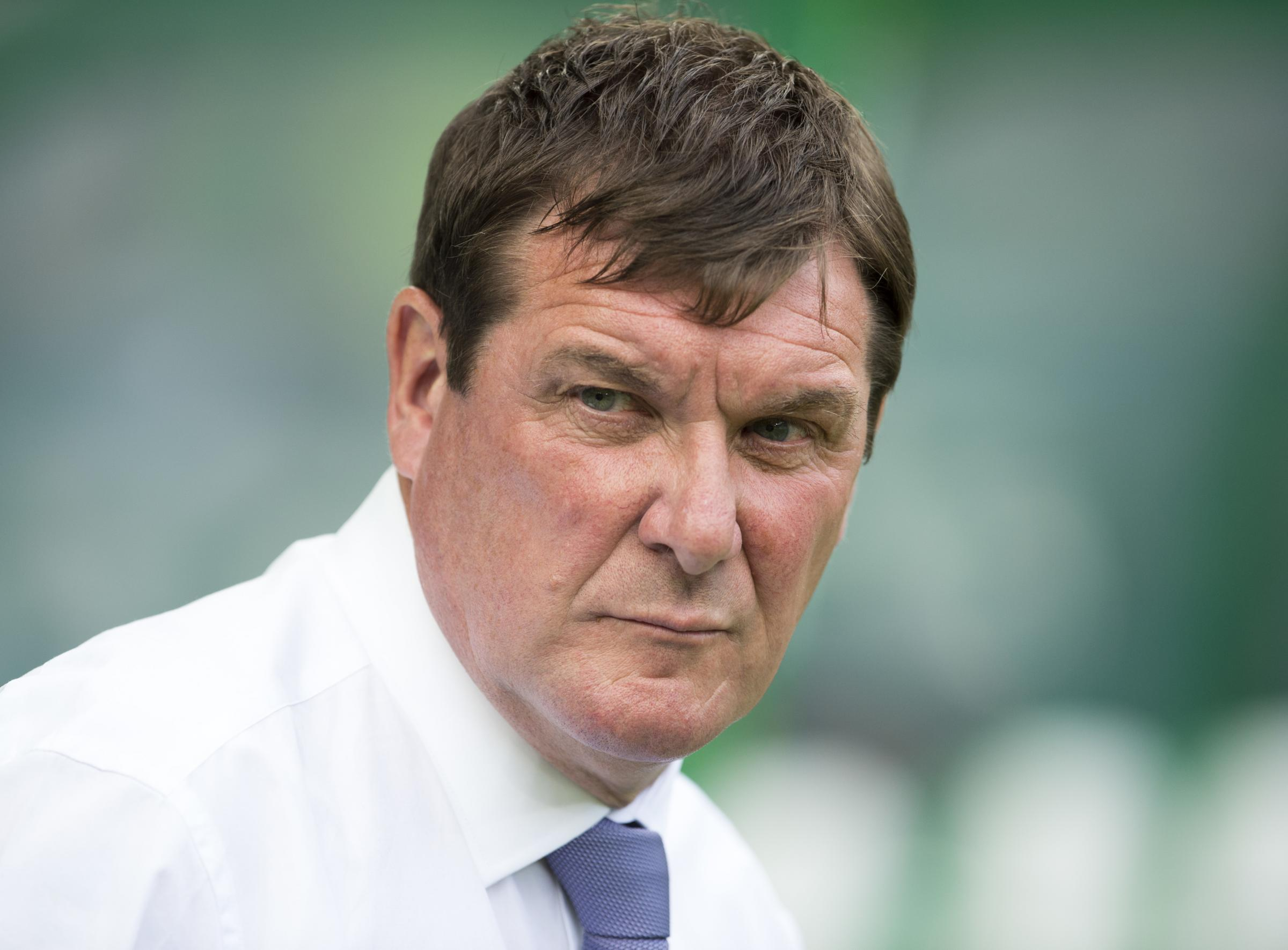 St Johnstone caretaker Alec Cleland admits he was'shocked' when Tommy Wright announcedhe was leaving