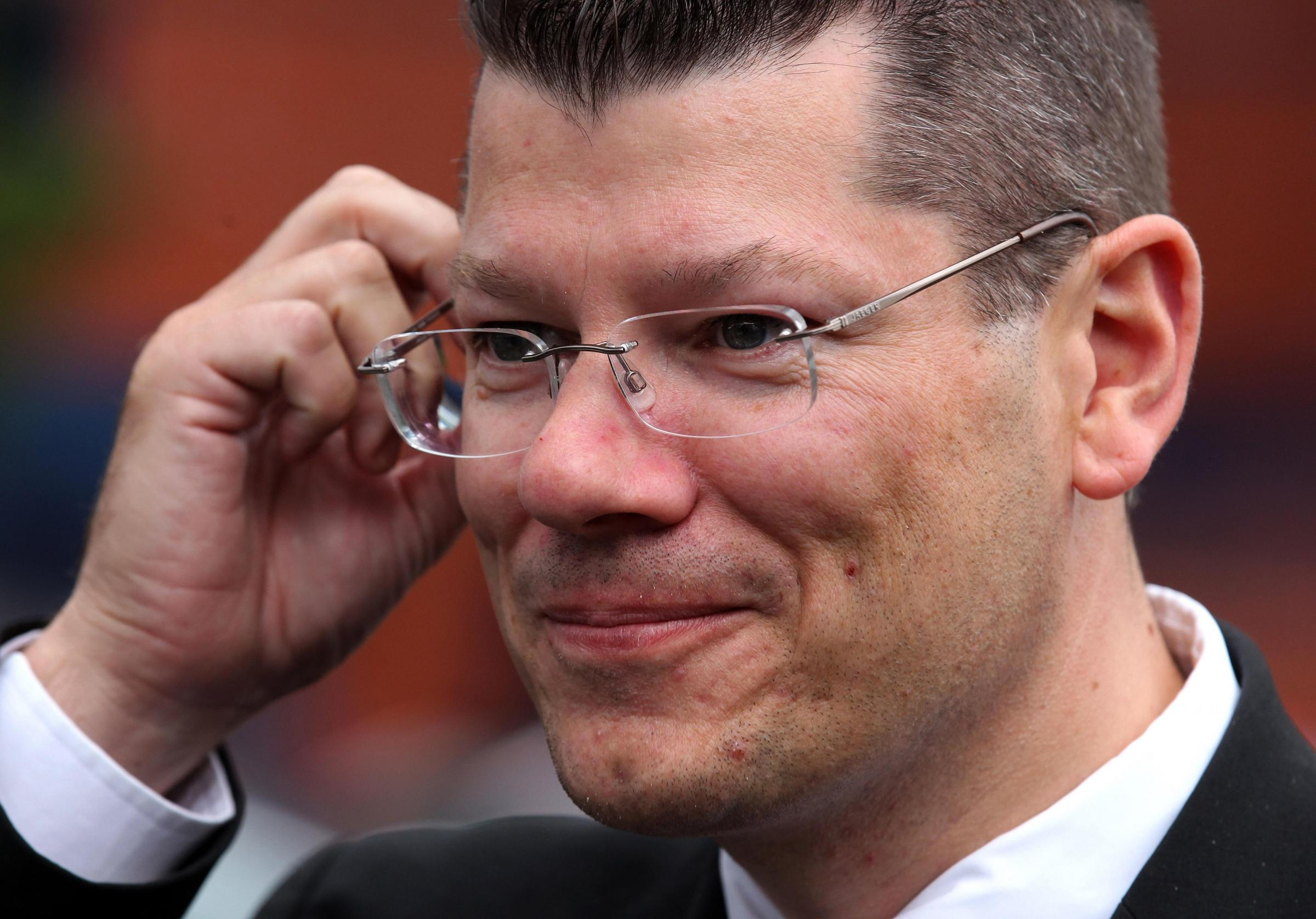 SPFL chief executive Neil Doncaster on bullying, Rangers' offer to fund inquiry and the Ibrox dossier