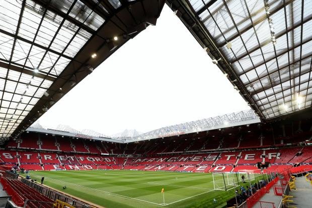 Glasgow Times: David built a replica of Manchester United's Old Trafford home
