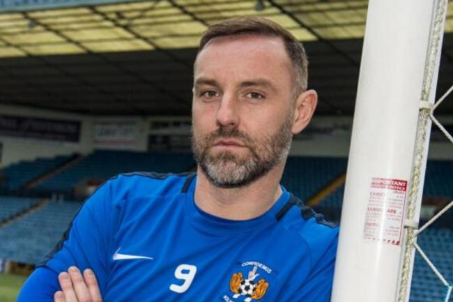Former Rangers and Kilmarnock striker Kris Boyd opens up on personal heartache of brother's suicide