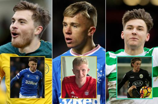 Celtic and Rangers have tried and tested first-team pathway - why are our kids so quick to leave?