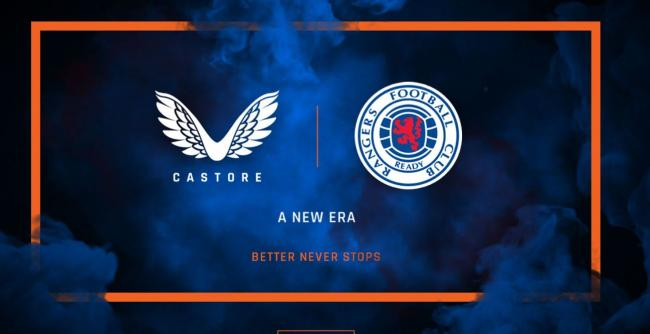 Rangers launch third kit after record breaking Castore strip sales