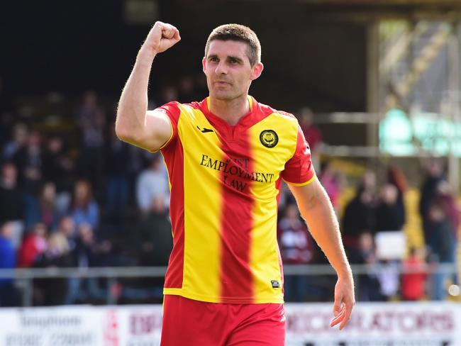 Kris Doolan left Firhill as the fourth-top scorer of all time at Partick Thistle