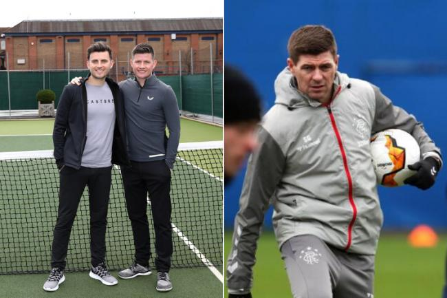 Castore co-founder on Steven Gerrard connection, £25m Rangers deal and replica kit prices