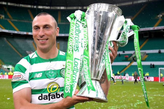 Scott Brown says Celtic title was 'only a matter of time'