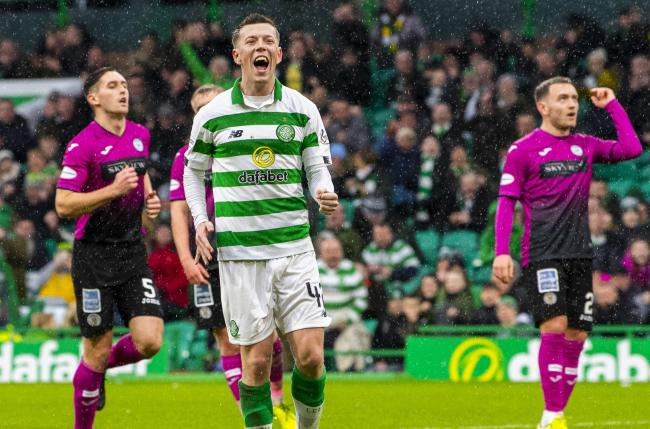 Callum McGregor has every intention of honouring his long-term contract at Celtic.