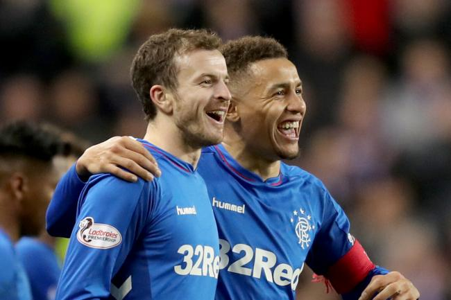 Ex-Rangers star Andy Halliday targets MLS move after being released from Ibrox