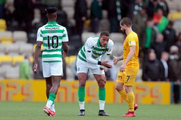 Christopher Jullien on Scott Brown's influence and the games that defined Celtic's season