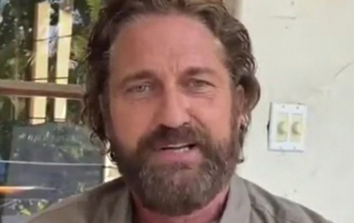 Video: Superstar Gerard Butler will host a fundraising girl's night - here is what you need to know